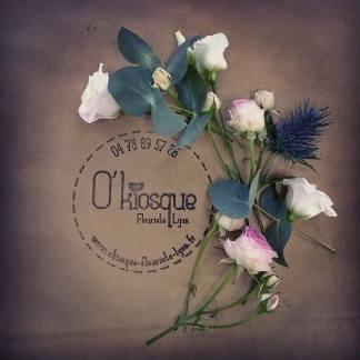 Tampon pour packaging, O'kiosque, O'kiosque fleuriste à Lyon,