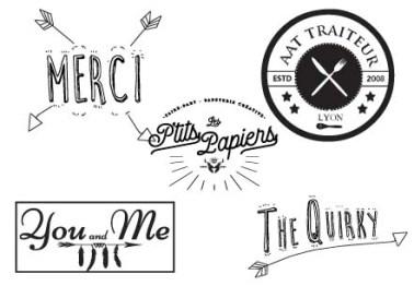 Si vous cherchez à créer un tampon personnalisé, demandez à Jérémy, un graphiste et illustrateur avec beaucoup de style phttp://ptitspapiersgourmands.com/