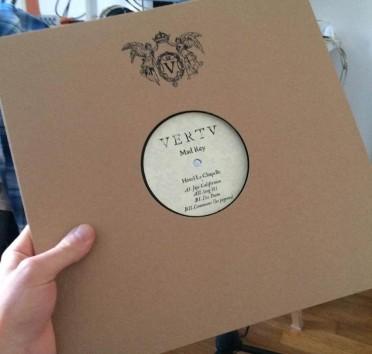 Tampons pour disques vinyle, tampon pour pochette de disque vinyle, Mad Rey - Hotel La Chapelle, https://soundcloud.com/madrey